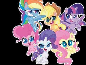 Objevte kouzelný svět My Little Pony