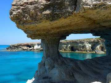 hermoso paisaje junto al mar - hermoso paisaje junto al mar