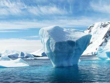 Vista antártica - Vista antártica
