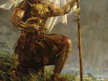 Captain Moroni - Steadfast grow in faith