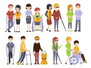 Personas con Discapacidad - Cuidados de las personas con alguna discapacidad en tiempos de COVID-19