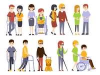 Lidé s postižením