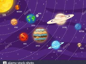 The universe - Arma el rompecabezas del universo