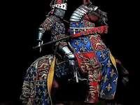 Prinț negru - Prinț negru la cal