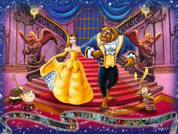 """BEAUTY AND THE BEAST - """"You will not plan the most beautiful moments in your life. They will come by themselves."""""""