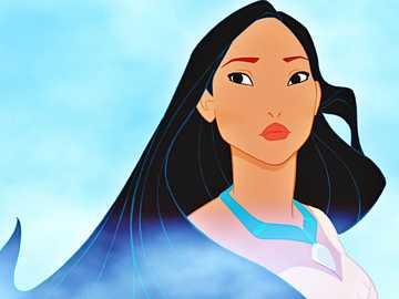 """Pocahontas - """"Menschen aus gutem Grund, Mutter aus Herzen."""""""