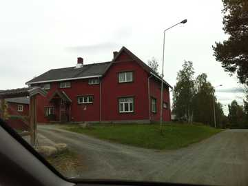 House in Norway - House in the town of Norway