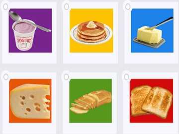 yogur panqueque mantequilla queso pan tostada - lmnopqrstuvwxyzlmnop