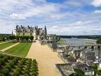 Kastély a Loire-ban - Loire-kastély-Párizs
