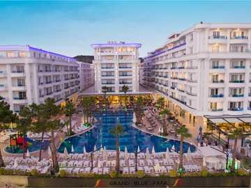 Hotel Grand Blue Fafa-Albania - Hotel Grand Blue Fafa-Albania