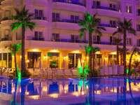 Хотел Grand Blue Fafa-Албания