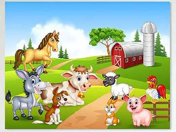 Animali2 - Scopri gli animali domestici