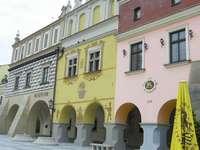 domů - Nájemní domy v Tarnówě.