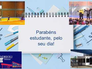 Student's day. - Enjoy your day with this hobby.