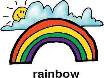 r es para arcoiris - lmnopqrstuvwxyzlmnop