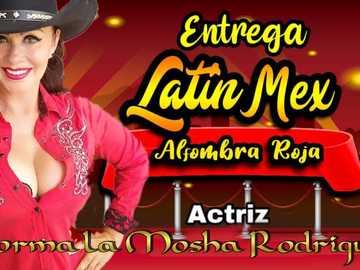 norma la mosha rodriguez - actriz y modelo del cine latino mexicano