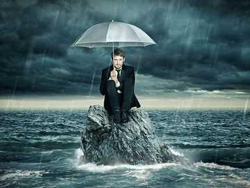 En attendant que la pluie passe - En attendant que la pluie passe