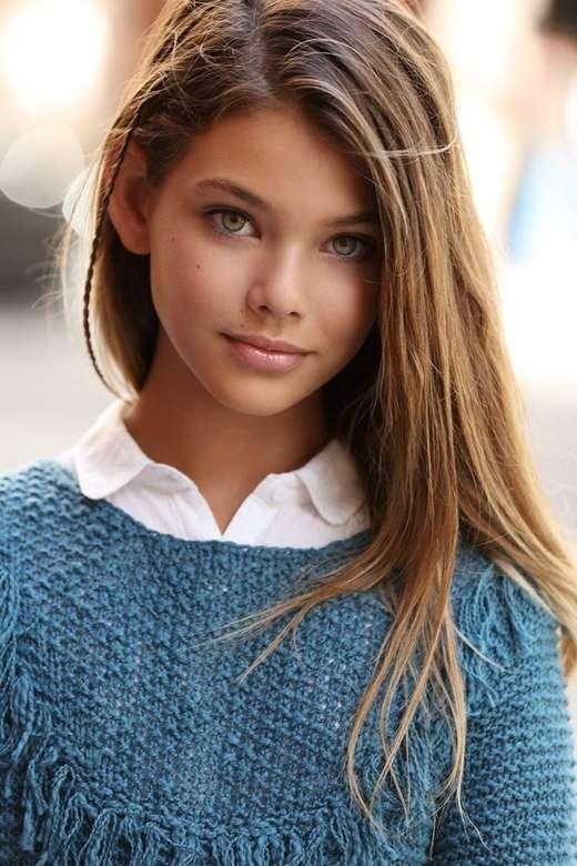 Mädchen 11 hübsche 29++ Huebsche