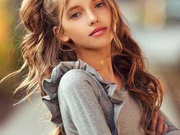 Piękna dziewczynka - Piękna dziewczynka...