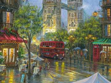 Peint Londres. - Art. Peint Londres.
