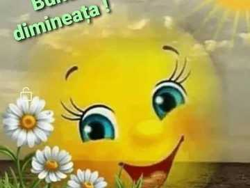 Schöner Tag - Sonniger Tag, positive Momente