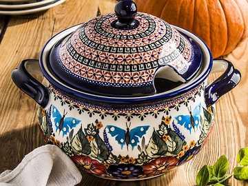 Waza do zupy ceramiczna - Waza do zupy ceramiczna