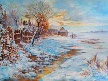 ¡VIENE EL INVIERNO! - Los paisajes invernales son hermosos, ¿no?
