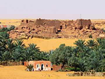 Tenute fortificate del deserto di Ksary - Tenute fortificate del deserto di Ksary
