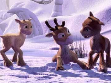 """Niko's reindeer saves Christmas - """"Do not worry about your sufferings and mistakes, everywhere are straight paths, but there are"""
