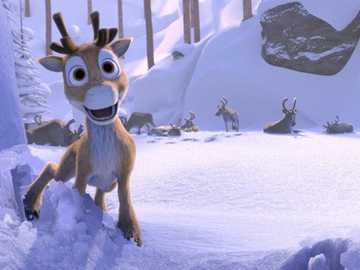 """Niko's reindeer saves Christmas - """"Mistakes are the way to truth."""""""