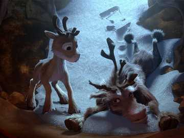 Niko's reindeer saves his brother - We know little about love. With love it is like a pear. The pear is sweet and has a shape. Try to de