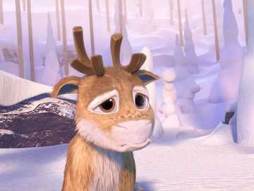 """Niko's reindeer saves Christmas - """"Not everyone can be honest. Some have too much to hide - others have no one to confide in.&quo"""