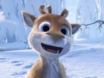 """Niko's reindeer saves his brother - """"All that is free in our civilization is wind."""""""