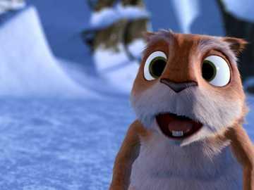 """Nikos Rentier rettet Weihnachten - """"Einsamkeit in der Wildnis unterscheidet sich von der in der Menge in der Stille."""""""