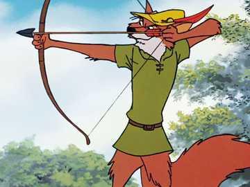 """La Disney annuncia 'Robin Hood' - """"Il bacio è il confine dove finisce il gioco dei fantasmi e inizia il gioco dei corpi."""""""