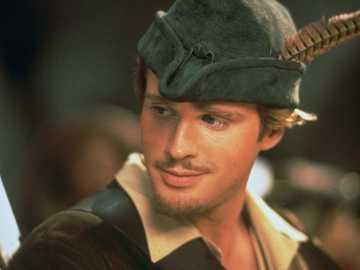"""Robin Hood - """"Den vackraste gåvan är förlåtelse. Var du än inte vill förlåta byggs en vägg omedelbar"""