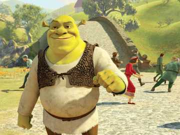 """Shrek ... - """"Es el libre albedrío el que nos dice que ciertas cosas no están permitidas""""."""