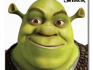 """Shrek .... - """"Un uomo può sopportare molto, ma commette l'errore di pensare di poter prendere tutto&qu"""