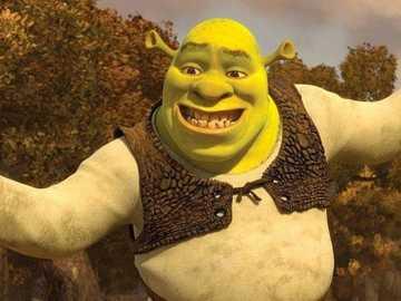 """Shrek ..... - """"Ogni lacrima ci insegna una verità""""."""