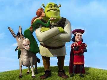 """Shrek ..... - """"Puoi dimenticare la persona con cui hai riso, ma non dimenticherai mai la persona con cui hai"""