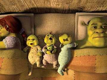 """Shrek Forever After Movie Review - """"Es la mujer quien elige al hombre que la elige a ella""""."""