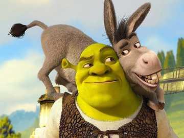 """Shrek .... - """"Le donne brutte a volte colpiscono la testa più che belle quando si avvicinano troppo a loro."""