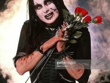 Dani Filth - Vocalista de Cradle of Filth