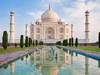 TheTaj Mahal