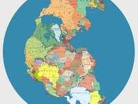 Geografi - Upptäck bilden nedan och identifiera begreppet geografi som den hänför sig till.