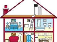 Pokoje w domu