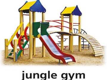 j is for jungle gym - lmnopqrstuvwxyzlmnop
