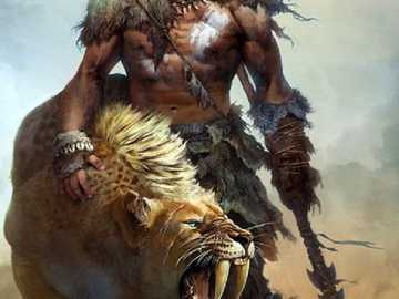 Warrior - Barbarian Tribe - Warrior - Barbarian Tribe
