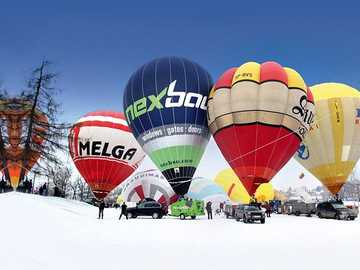 balloon flight competition - balloon flight competition