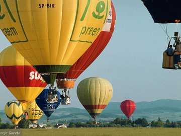 Polish Balloon Championships in the Jura - Polish Balloon Championships in the Jura